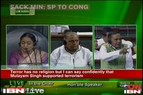 Mulayam demands Beni Prasad's expulsion from Parliament after terrorist link remark