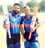 Mumbai Cricket Club beat Bangladesh  by 9 wickets in league match