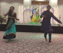 Watch: This Bride Performs Flawless Dance With Brother At Her Sangeet And You're Going To Watch It