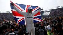 Four titles are great, but World Champion Lewis Hamilton wants more