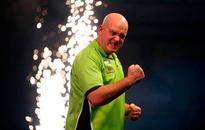 Mighty Michael van Gerwen wins his second darts world title after powering past Gary Anderson