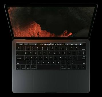 Apple launches lighter, faster MacBook Pro with new Touch Bar