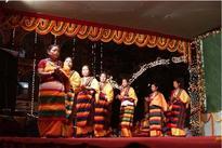 Third Tribal Care programme at ISCKON convention at Mayapur