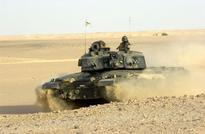 War games on Syria's doorstep: British Army embarks on largest military drill since 2001