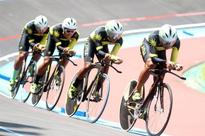 SEA Games team pursuit quartet bag gold in Taiwan
