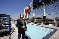 W Hollywood penthouses: All the glitz, none of the grit