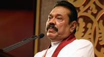 Sri Lanka: Mahinda Rajapaksa non-committal on floating new party