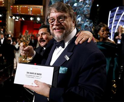 No Sir! The Oscars weren't boring at all!