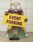 You're Seeing Double and Sometimes Triple When It Comes to Goldy the Gopher, the University of Minnesota Mascot!