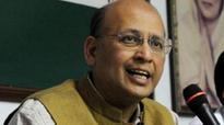 Abhishek Singhvi says RBI changed rules 105 times