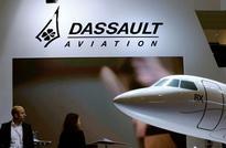 Dassault Aviation H1 profit down, cuts Falcon delivery forecast