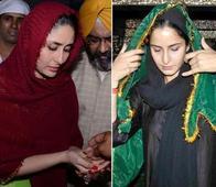 Alia, Katrina, Kareena: When Bollywood Stars Turn Spiritual