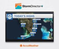 AccuWeather Debuts StormDirector+, All-New Weather System for Broadcasting, at 2016 National Association of Broadcasters Show