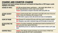 Agusta deal: Sparks fly in RS as Cong, govt lock horns over chopper scam