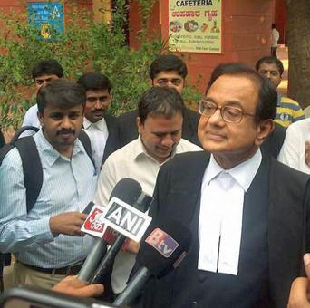 CBI raids Chidambaram, son over 'favours' to Peter, Indrani's INX Media