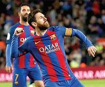 Madrid hit Deportivo for six, Barca relegate Osasuna