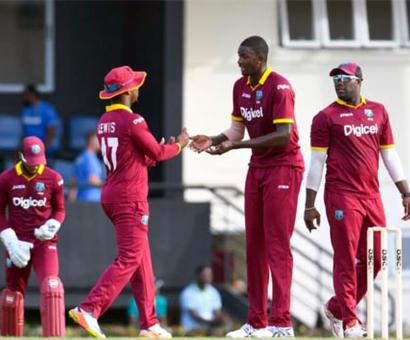 India series: No Gayle, Bravo in Windies team