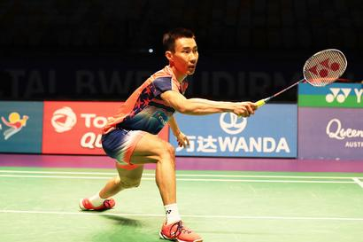 World badminton C'ships: Lee stunned by 'fearless' Frenchman Leverdez