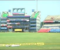 Eng-Ind ODI: No water bottles inside Barabati stadium