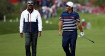 Patrick Reed the pantomime villain ready to raise temperature on home soil