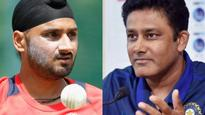 Harbhajan Singh writes emotional letter to Anil Kumble, requests to look into Ranji fees