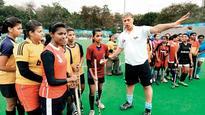 India's hockey is like its traffic: Floris Bovelander