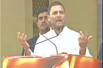 Rahul Gandhi takes another dig, says Ram ji will come to Ram Leela sporting a Narendra Modi mask