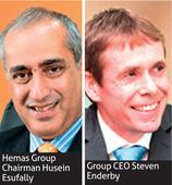 Hemas appointed Evergreen shipping agents in Sri Lanka