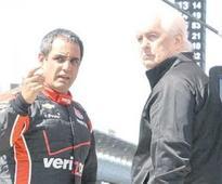 American speedster Newgarden to replace Montoya at Penske