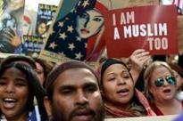 US: Thousands declare 'I am Muslim too'