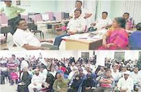 EAMCET, ICET, EdCET counselling at Siasat office