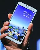 Huawei launches 'massive' Ascend Mate2