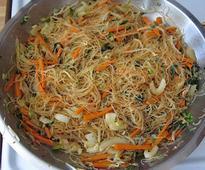 Vermicelli Noodles Recipe
