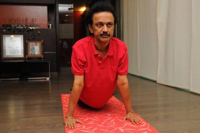 Stalin elected DMK party president