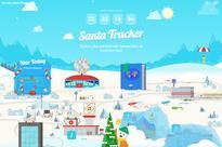 Google Santa tracker 2016: Follow Santa around the globe