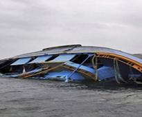 7 killed as boat capsizes in Indonesia