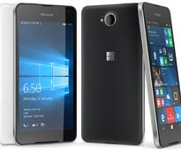 Microsoft Lumia 650 Dual SIM officially launched in India for Rs. 15299