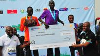 Organisers get two pacemakers for Access Bank Lagos City Marathon