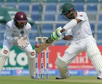 Sarfraz takes Pakistan past 400 at Lunch in second West Indies Test