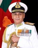 Navy Chief Admiral Lanba to visit Myanmar
