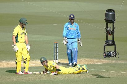 Dhoni, Smith think Spidercam not too friendly an interference