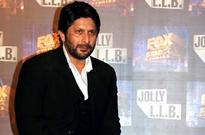 Arshad Warsi goes for work despite injury