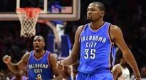 Kevin Durant Weighs In On The Shocking Serge Ibaka Draft Day Trade