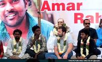 Rahul Gandhi Likens Rohith Vemula To Mahatma Gandhi: 10 Developments