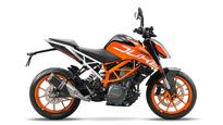 2017 KTM 390 Duke launched; priced in India at Rs 2.25 lakh