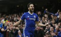 Premier League: Cesc Fabregas shines against Middlesbrough as Chelsea close in on title