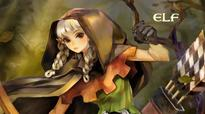 Dragon's Crown's Elf and...