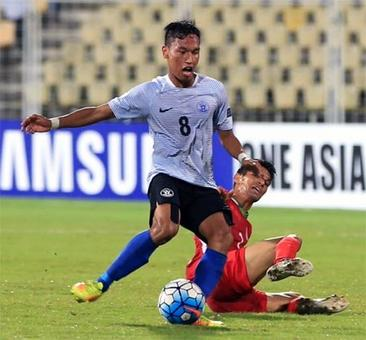Amarjit named India captain for FIFA U-17 World Cup