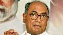 Digvijay Singh plans a stronger Congress