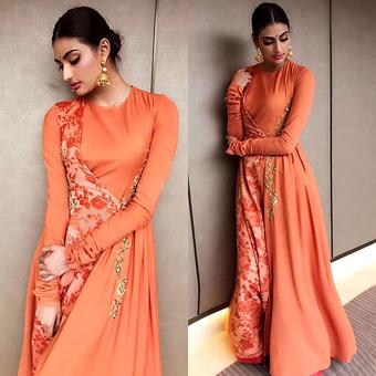 Navratri style lessons: How to wear ORANGE